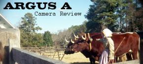 Argus A 35mm Camera