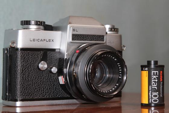 FPP Review! – The Leicaflex SL