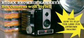 The Kodak Brownie Hawkeye – Box Cameras with Style!