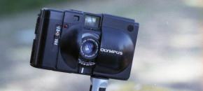 Compact Cult Camera, the Olympus XA