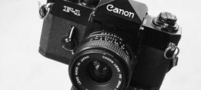 FPP Review: The Canon F-1!