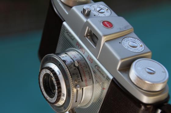 Kodak Pony: 1950's Little Work Horse - The Film Photography