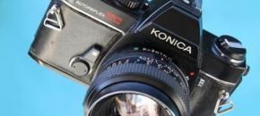 The Konica Autoreflex TC: Compact, Entry-Level SLR