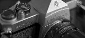 The Asahi Pentax Spotmatic!