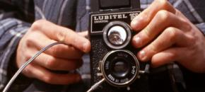 The LUBITEL 166u and The Case of the Sticky Shutter
