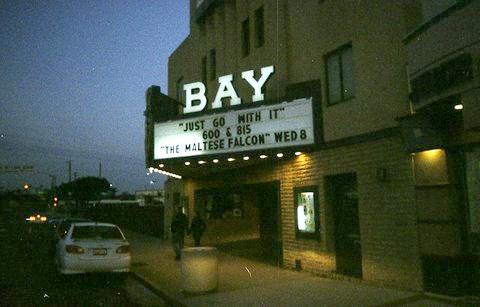 The Bay Theater, Seal Beach CA