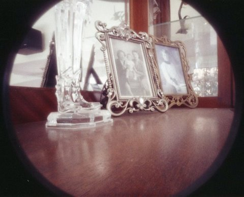 Pinhole Shot-Family Photos