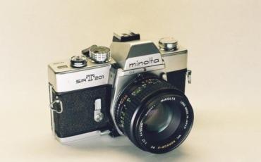 Minolta SR-T201 Camera Review