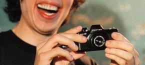 Pentax Auto 110 SLR Film Camera