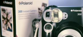 One Year Later – The Polaroid 300 Camera