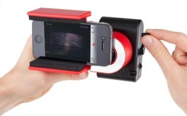 Use Your Smart Phone to Capture LomoKino Movies!
