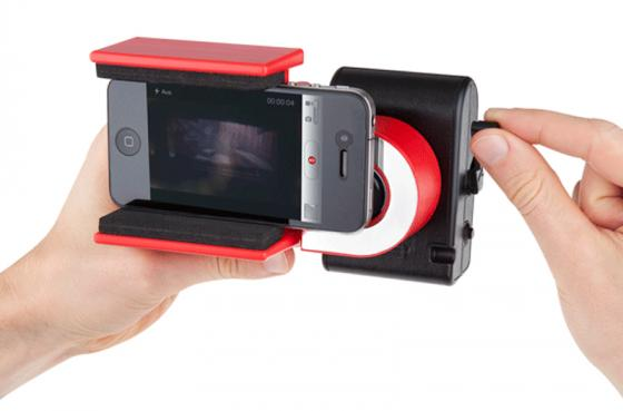 Use Your Smart Phone to Capture LomoKino Movies!