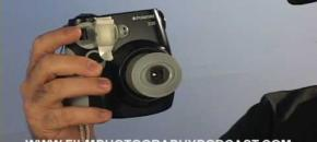 Get Close with the Polaroid 300 and other Instant Cameras