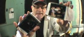 Polaroid Tips – Image Borders / Off Camera Flash