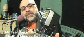 Polaroid Electronic Flash Bracket (For Folding Cameras)
