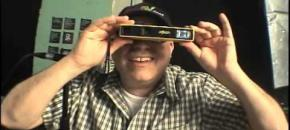 The Holga TFS 110 Film Camera!