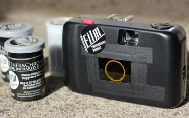 FPP Mod Infrared WIDE 35mm Film Camera