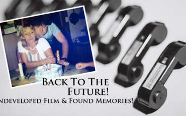 Back to the Future…Lost Family Memories Found