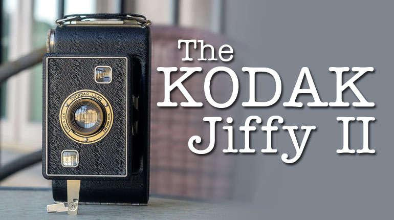 The Kodak Jiffy Series II 620 Camera