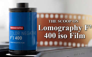 Lomography F²/400 Limited Quantity 35mm Film