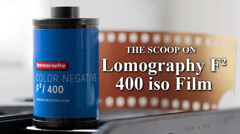 Lomography F²/400 Limited Quantity 35mm Film
