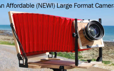 Intrepid 8×10 Camera – Affordable (NEW!) Large Format Camera