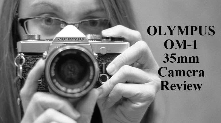 The Compact, Awesome Olympus OM-1 35mm SLR Camera