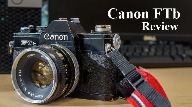 Canon FTb 35mm SLR Review