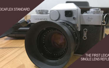 Leicaflex Standard – the first Leica Single Lens Reflex (SLR) camera