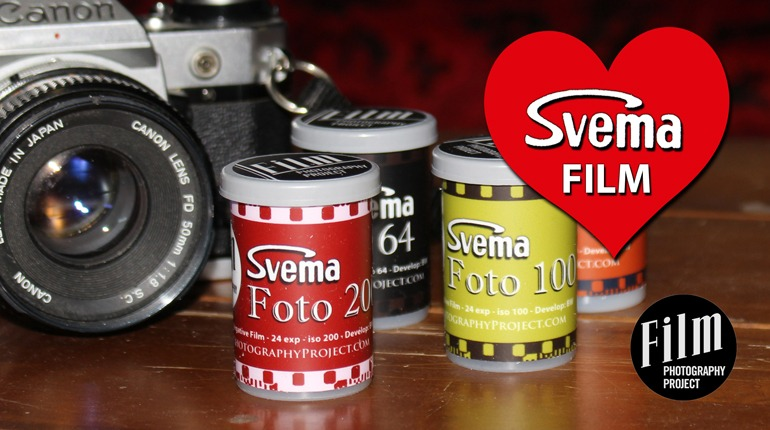 Leslie's Romance with Svema Film!