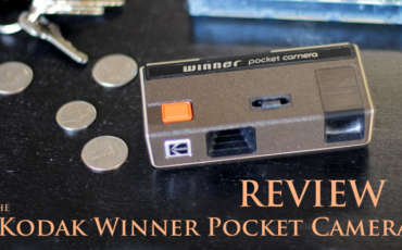Kodak Winner 110 Pocket Camera Review