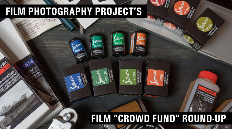 Film Photography Crowdfunding Explosion 2017!