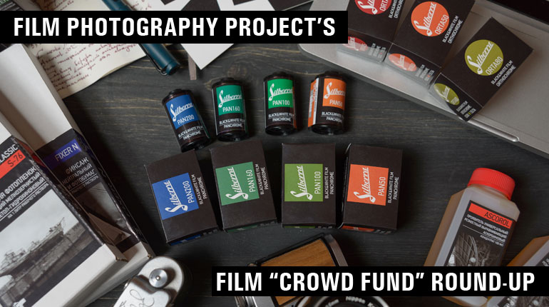 Film Photography Crowdfunding Explosion 2017! - The Film