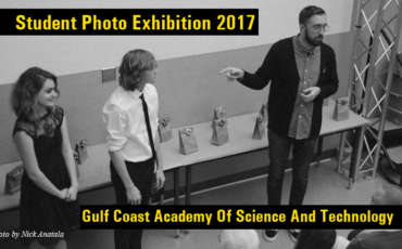 Gulf Coast Academy Student Photo Exhibition