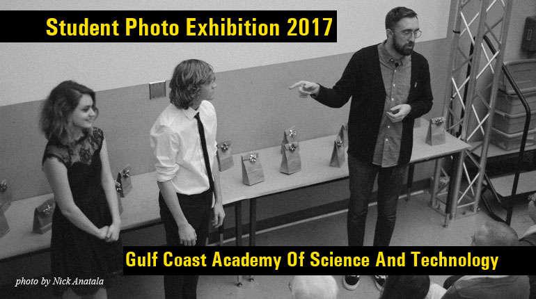 Gulf Coast Academy Student Photo Exhibition