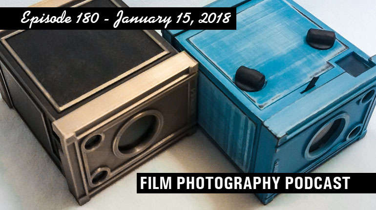 Film Photography Podcast 180