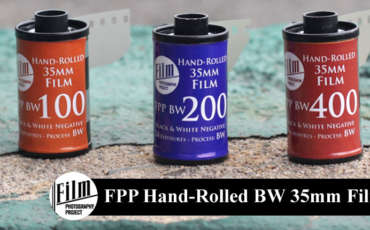 Introducing FPP Hand-Rolled 35mm bw Film