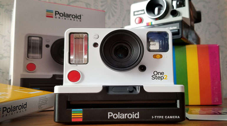 The Re-imagining of a Classic Camera – Shooting with the NEW Polaroid OneStep2!