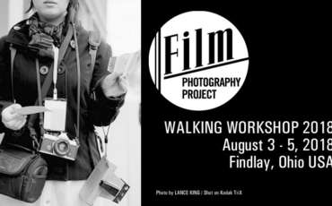 Film Photography Project Walking Workshop 2018!