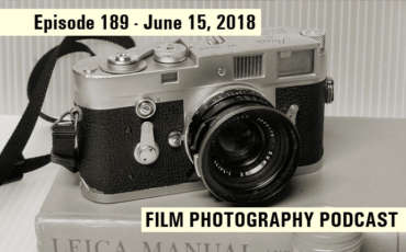 Film Photography Podcast 189