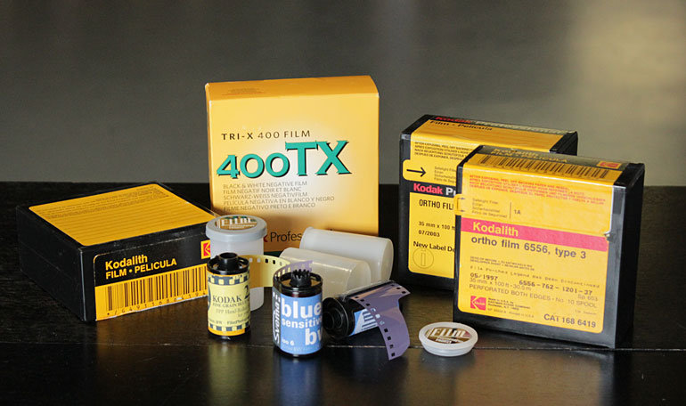 What is Panchromatic and Orthochromatic Film? - The Film Photography