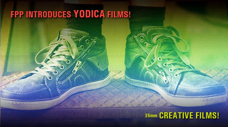 Film Photography Project Introduces Yodica Films to U.S. Film Shooters!