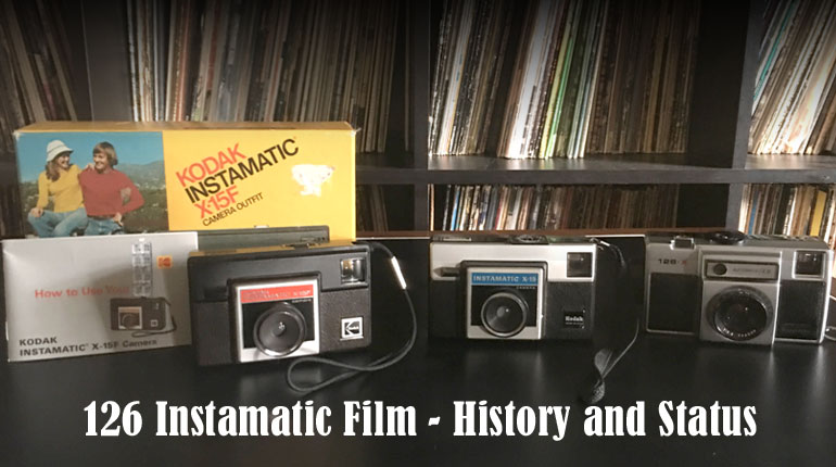 126 Instamatic Film - History and Status - The Film