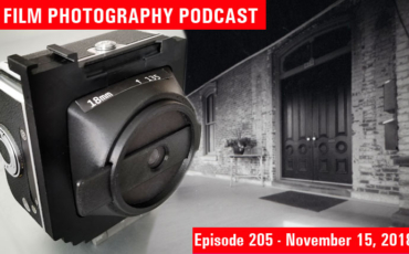Film Photography Podcast 205