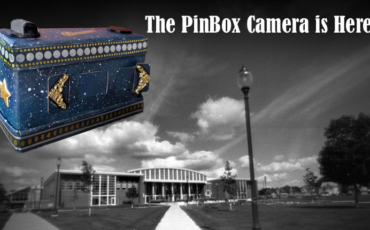 The PinBox Camera is Here!