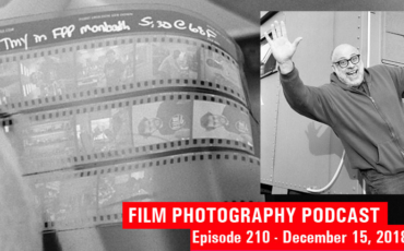 Film Photography Podcast 210