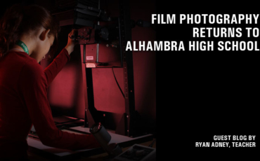 Film Photography Returns To Alhambra High School!