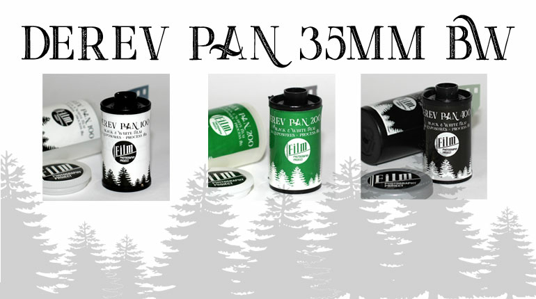 Derev Pan – A Lush, New 35mm BW Film!