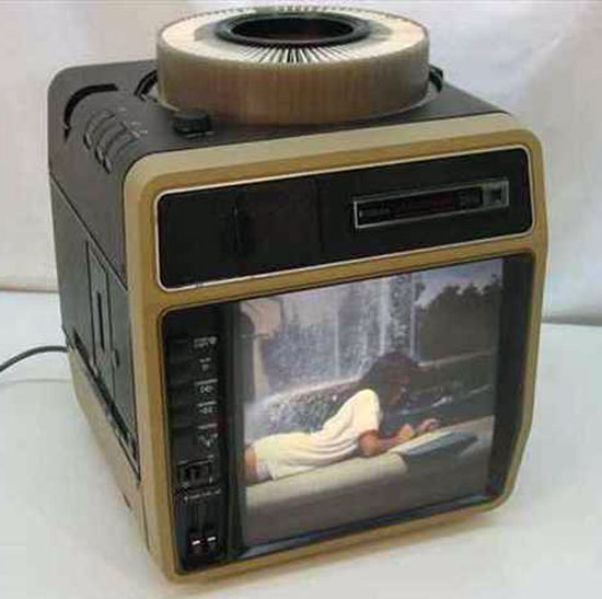 Project Your Slides! Vintage Kodak Slide Projector History
