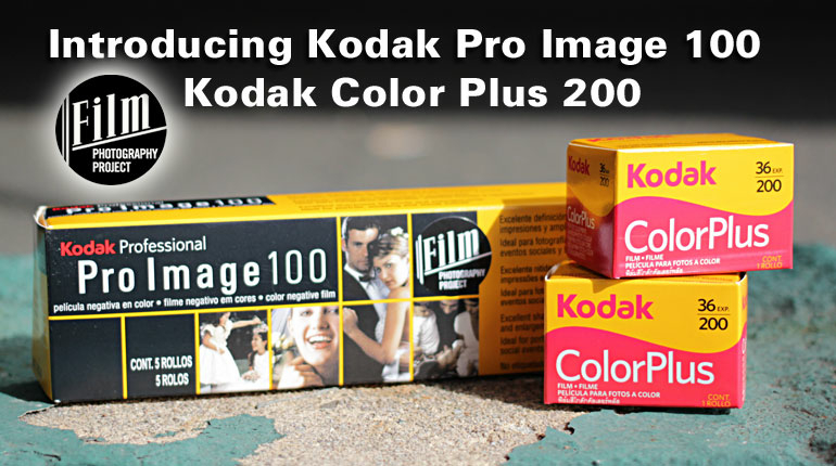 New To The US – Kodak Pro Image 100 / Kodak Color Plus 200!